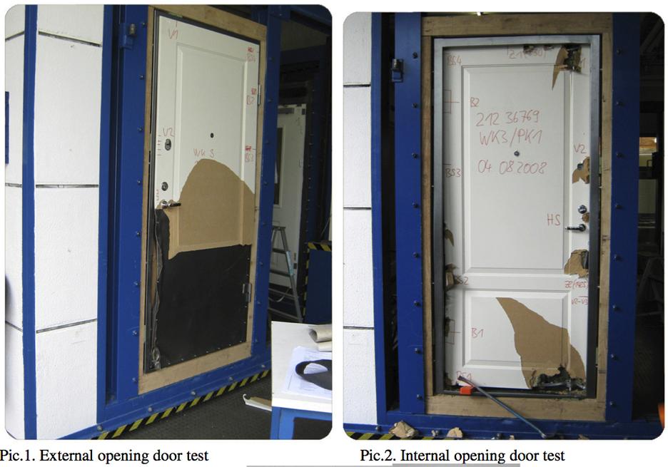 Residential Security Doors