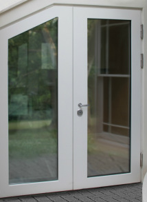 Bullet Resistant Glass Door. Ballistic ... & Bullet Resistant Doors | Guardian Security Structures