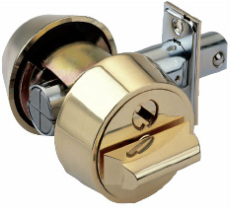 Mul-T-Lock HERCULAR® DEADBOLTS CAPTIVE KEY W/ THUMBTURN