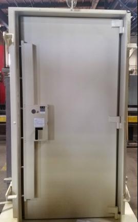 Vault Door & AMSEC High Security Vault Doors
