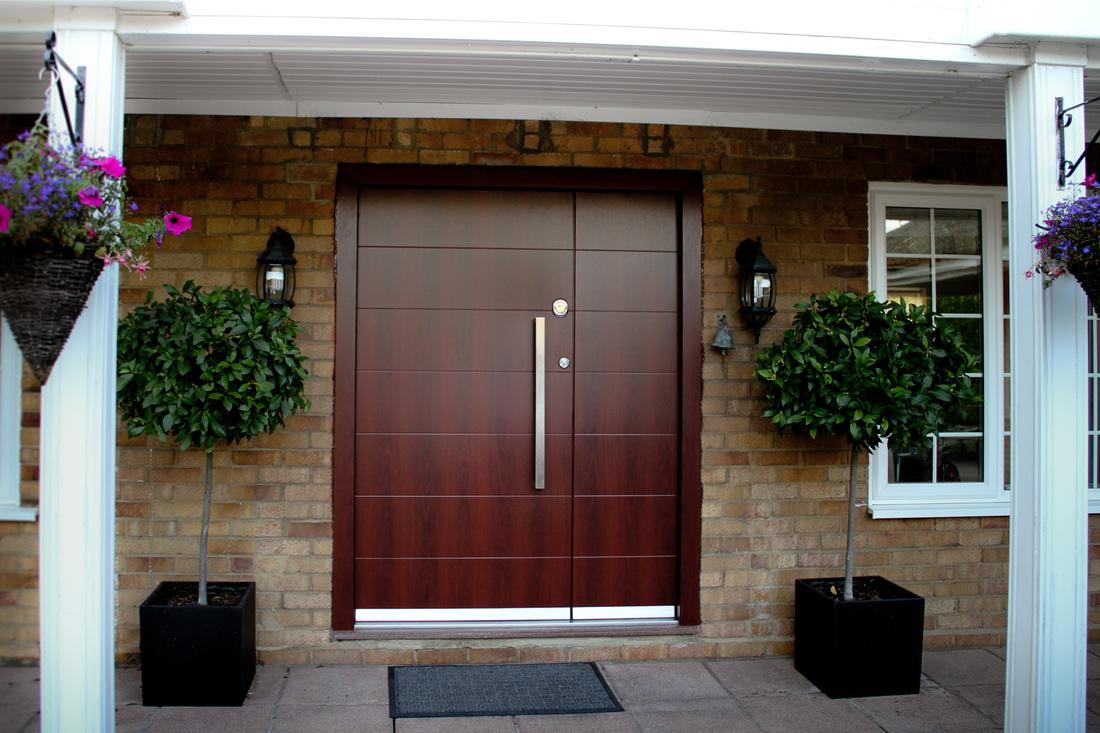 High Security Doors Gallery