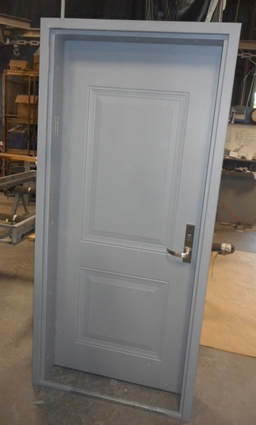 Safe Room Panic Room Steel Security Doors