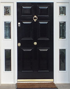 Bullet Resistant Entry Door & Bullet Resistant Doors | Guardian Security Structures pezcame.com