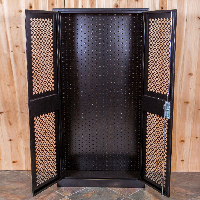 Fresh Wire Mesh Security Cabinets